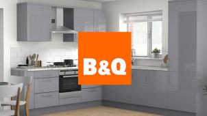20% Off Bathroom, Kitchen + Bedroom Furniture at B&Q