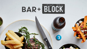 2 for 1 on Steaks at Bar + Block