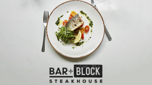 Express Menu: Fresh Dishes Prepared and Served in 10 Minutes for Under £10 at Bar + Block