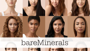 10% Off First Orders at bareMinerals