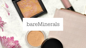 £5 Gift Card with Orders Over £40 at bareMinerals