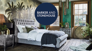 £50 Gift Card with Orders Over £500 at Barker and Stonehouse