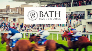 Grandstand Entry from £14 at Bath Racecourse