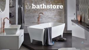 40% Off Selected Bathroom Furniture Orders Over £200 at bathstore