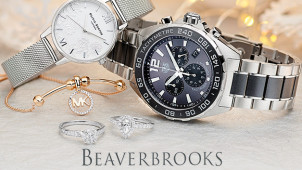£30 Off Orders Over £200 at Beaverbrooks
