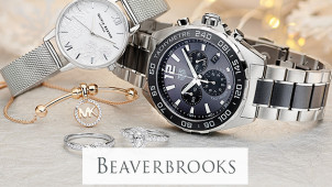 Up to 40% Off Selected Jewellery, Watches and Diamonds at Beaverbrooks