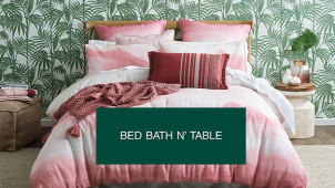 15% Off Orders with Account Sign-ups at Bed Bath N' Table