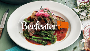 40% Off Mains at Selected Beefeater Sites