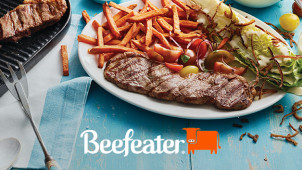 Evening Menu from £12.99 at Beefeater