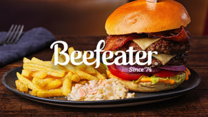 50% Off with Eat Out to Help Out Scheme at Beefeater