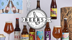 £10 Off Orders Over £35 at Beer52