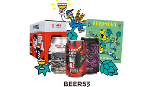 £10 Off Orders Over £50 at Beer52