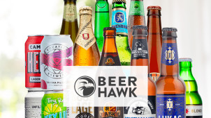 £5 Gift Card with Orders Over £100 at Beer Hawk