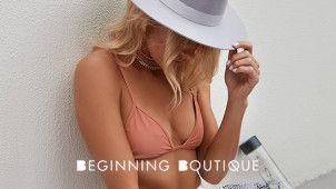 15% Off for Subscribing to Messenger at Beginning Boutique