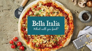 2 for 1 Main Courses at Bella Italia