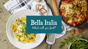 2 for 1 on Mains at Bella Italia