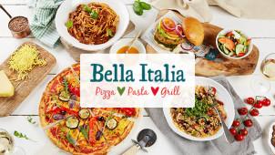 2nd Main for £1 at Bella Italia
