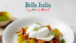 40% Off Mains at Bella Italia