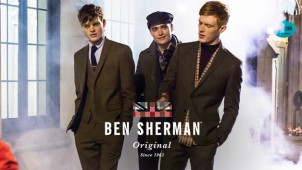 £20 Off Orders Over £150 at Ben Sherman