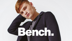 Up to 60% Off Men's Trousers at Bench