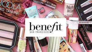 2 Free Gifts with Orders Over £25 at Benefit Cosmetics