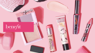 £5 Gift Card with Orders Over £40 at Benefit Cosmetics