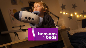 5% Off Orders Including Sale Items at Bensons for Beds