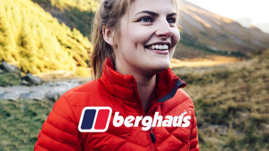 Free Delivery on Orders Over £100 at Berghaus