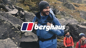 £15 Off Orders Over £100 at Berghaus
