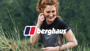 10% Off First Orders at Berghaus