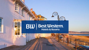 Get 5% Off Bookings with Newsletter Sign-ups at Best Western Hotels
