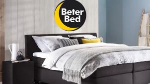 5% Extra korting bovenop de tot 40% TOPruiming Sale bij Beter Bed