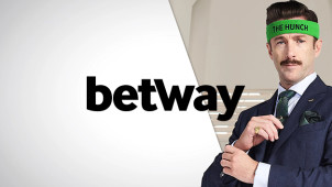 £50 Welcome Bonus with £10 Deposits at Betway