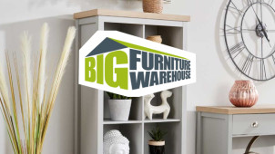 5% Off Orders at Big Furniture Warehouse