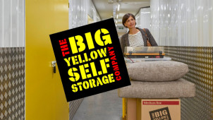 Free Delivery on Orders Over £150 at Big Yellow Self Storage