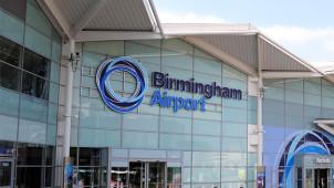 15% Off Bookings at Birmingham Airport Car park