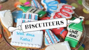 £10 Off Orders Over £40 at Biscuiteers