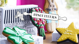 £5 Off Next Orders with Friend Referrals at Biscuiteers