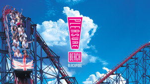 Tickets from £30 at Blackpool Pleasure Beach
