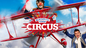 Admission Ticket from £13 at Blackpool Tower and Circus