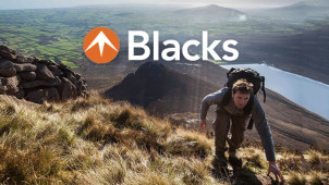 15% Off First Orders at Blacks