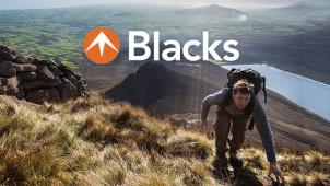 20% Off Selected Brand Orders at Blacks