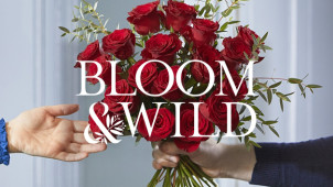 14% Off Orders Plus Free Delivery at Bloom & Wild