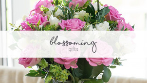 30% Off Bouquet Orders at Blossoming Gifts