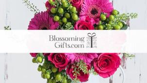30% Off Bouquet Orders Over £20 at Blossoming Gifts