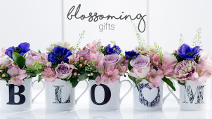 25% Off All Bouquets at Blossoming Gifts