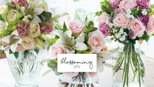 25% Off Orders at Blossoming Gifts