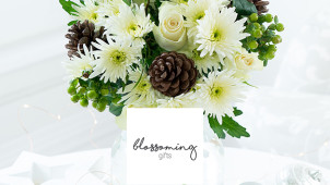 Save 25% on Great Bouquets at Blossoming Gifts