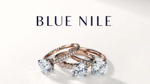 $20 Off First Orders Over $25 with Newsletter Sign-ups at Blue Nile