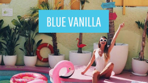 £10 Off Orders Over £50 at Blue Vanilla